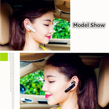 Bluetooth Car Earphone With Mic