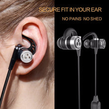Bluetooth Magnetic Stereo Sport Headphones