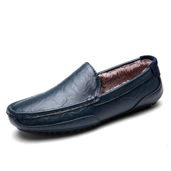 Breathable High Quality Leather Men's Loafers