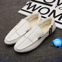 Breathable Massage Waterproof Men's Loafers