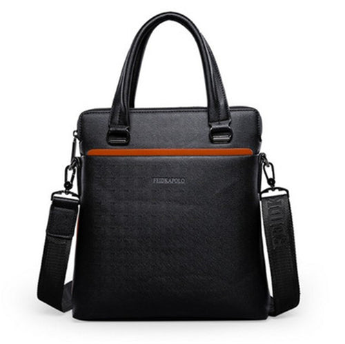 Halter Messenger Leather Men'a Bags