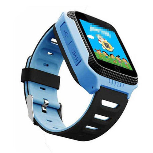 Kids Smart Watch With Touch Screen Camera GPS Tracker Smart