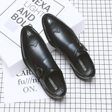 Breathable Increase Wear Resistant Men's Oxfords