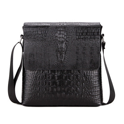 Luxury Men's Alligator Fashion Bag