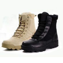 Men Outdoor Sport Army High Boots