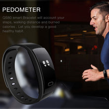 QS80 Bluetooth Smart Wristband With Sleep Monitoring