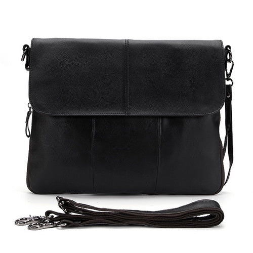 2017 NEW Genuine Leather Messenger Travel Casual Bags