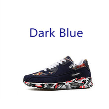 Fashion Camouflage Unisex Superstar Casual Shoes