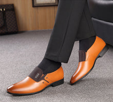 Luxury Pointy Men's Business Dress Shoes
