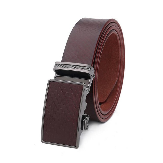 2018 Men's Automatic Buckle Business Belts