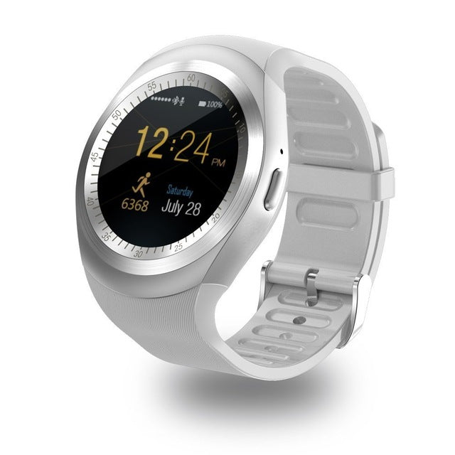 New V1 Bluetooth Smartwatch For IOS Android