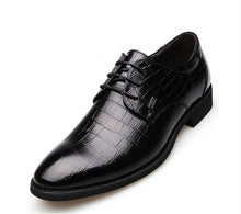2018 New Leather Men's Dress Oxford Shoes