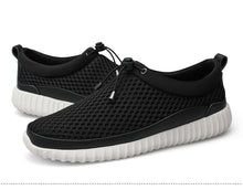 Men Fashion Breathable Mesh Shoes
