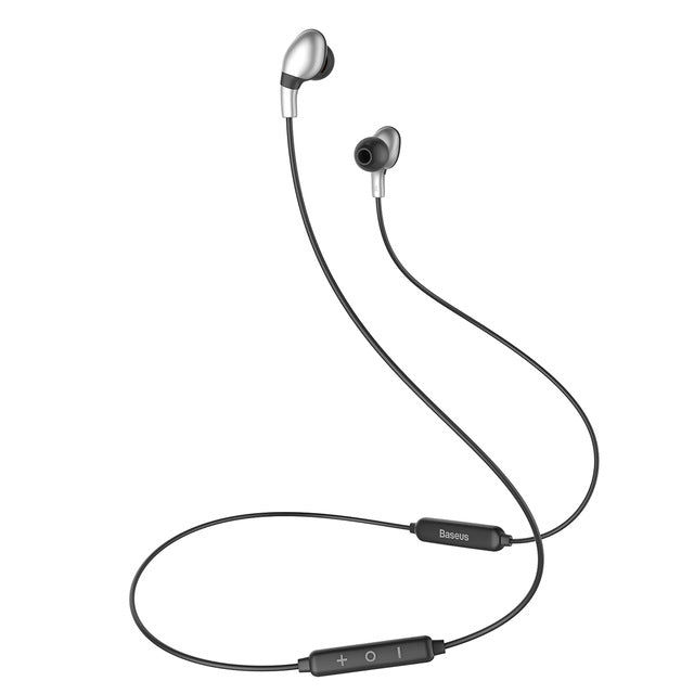 Bluetooth Magnetic In-ear Earphone With Microphone