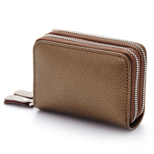 Genuine Leather Card Holder Wallet 13 Colors