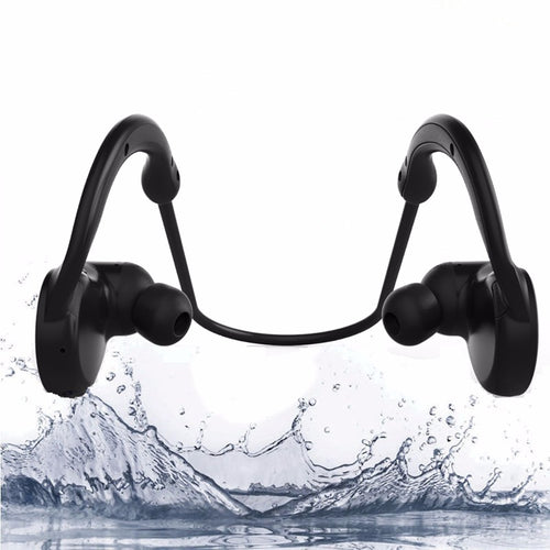 Waterproof Wireless Bluetooth Headset