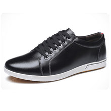 New Men's Fashion Comfortable Lace-up Casual Shoes
