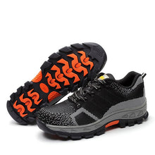 Protective Steel Toe Cap Work Safety Shoes