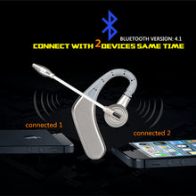 New P8 Handsfree Business Bluetooth Office Headphone With Mic