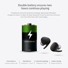 Sport Wireless Bluetooth Waterproof In-Ear Earphone With Mic