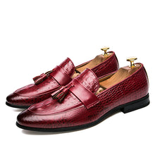 2018 Men's Fashion Leather Oxford Shoes