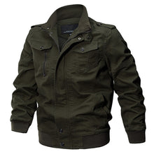 2018 Men's New  Military Casual Jacket