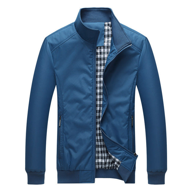 Men's Casual Spring&autumn Conventional Slim Jacket