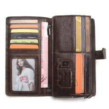 2018 Retro Style Genuine Leather Wallets
