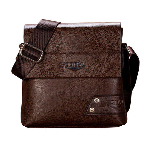 2018 New Men's Vintage Crossbody Bags
