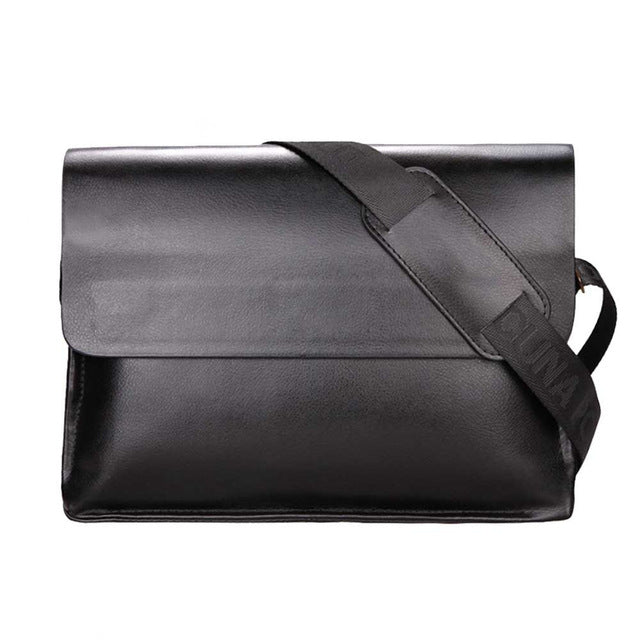 2018 New Men's Leather Business Bag