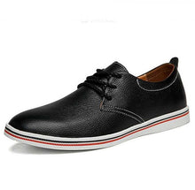 2018 Men's Fashion Genuine Leather Shoes