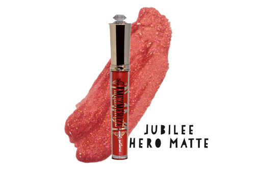 Hero Matte Metallic Lip Paint