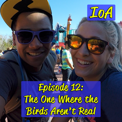 Episode 12: The One Where The Bird Aren't Real
