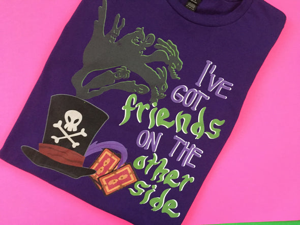 Friends Other Side Unisex Tee