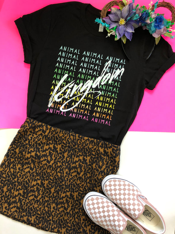 Animal Kingdom Unisex Tee