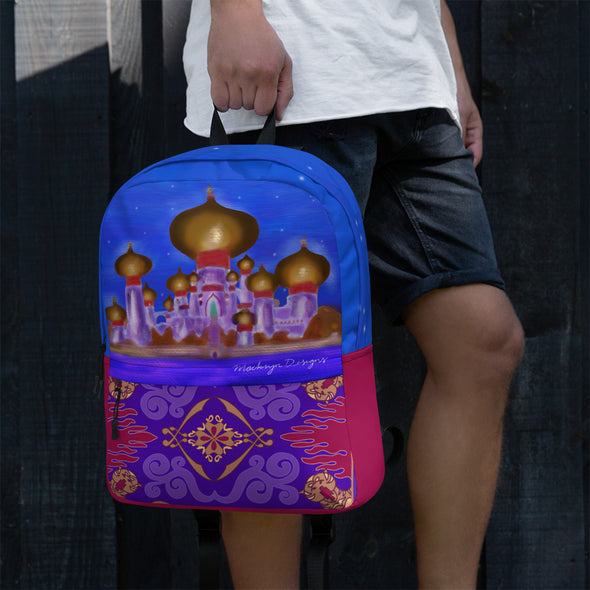 Aladdin Custom Backpack