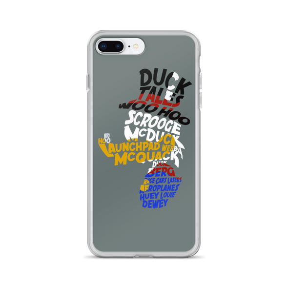 DuckTales iPhone Case