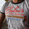 TaleSpin: Baloo's Air Service Unisex Ringer Tee