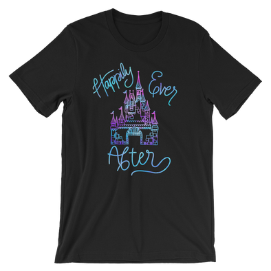 Happily Ever After Unisex Tee