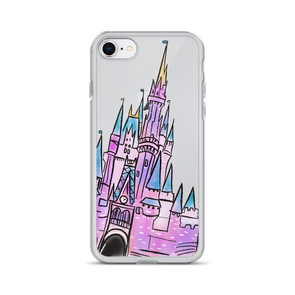 Cinderella Castle iPhone Case