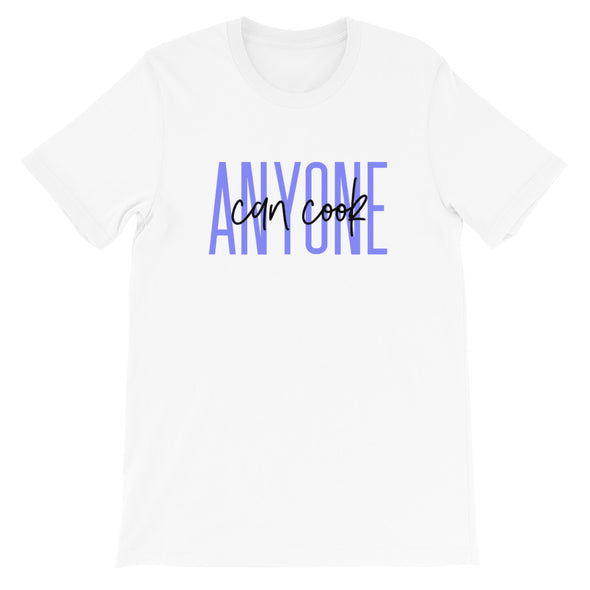 Anyone Can Cook Unisex Tee