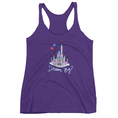 Dream Big WDW Women's Tank