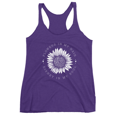 Disney Sunflower Women's Tank