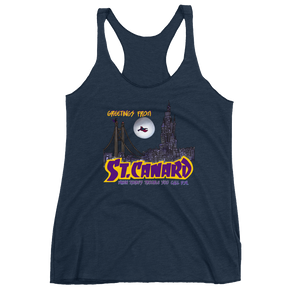 Darkwing Duck Women's Tank