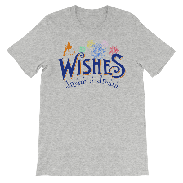 Wishes: Dream a Dream Unisex Tee