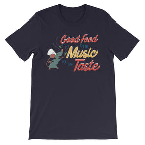 Ratatouille: Good Food Remy Unisex Tee