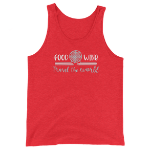 Epcot: Food And Wine Unisex Tank