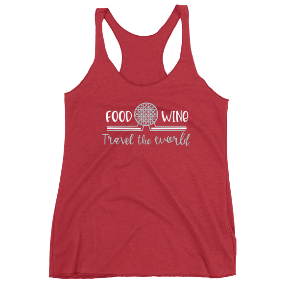 Epcot: Food And Wine Women's Tank