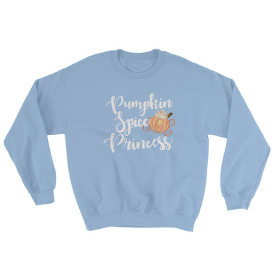Pumpkin Spice Princess Crewneck Sweatshirt