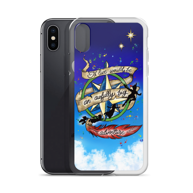 Pan iPhone Case